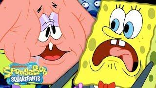 Top 21 Weirdest Scenes! 👻 SpongeBob SquarePants