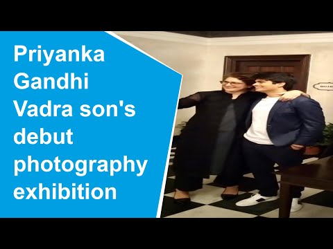 Priyanka Gandhi Vadra says she is proud of her son; wrote a heartfelt note