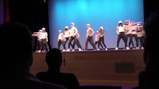 No Limits Dance Crew - Apr2015 - HEATED - choreography by Duncan Echols-Jones and Emily Lin