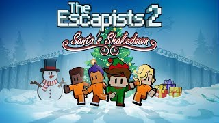 The Escapists 2 - Santa's Shakedown Frissítés