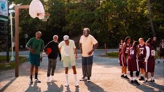 Uncle Drew - The Crew Gets Schooled By Middle School Kids Scene! (2018) HD