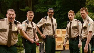 We have the EXCLUSIVE Super Troopers 2 trailer drop here and MEOW!