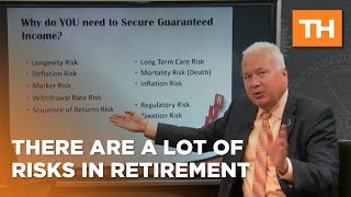 The Longer You Live, the Greater All Risks Become in Retirement