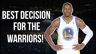 Why trading Andre Iguodala was the BEST move the Warriors made this offseason!
