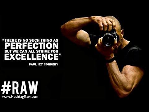 Paul Corkery's Team Krunch Photoshoot For Flex Magazine