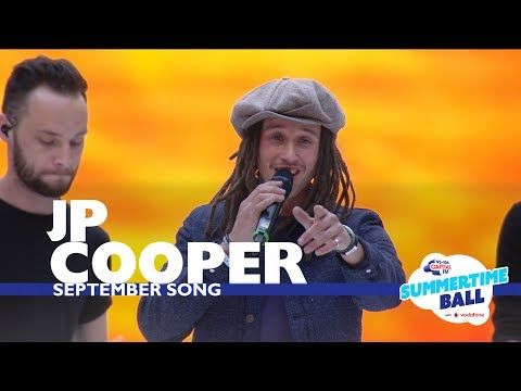 JP Cooper - 'September Song' (Live At Capital's Summertime Ball 2017)