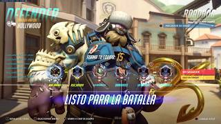 Overwatch: Origins Edition - Partida Rápida - Roadhog 4