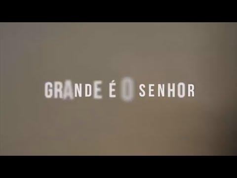 GRANDE É O SENHOR  - GROOVE SECO BAND - 4K