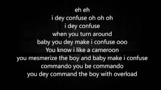 Mr Eazi- Leg over (Lyrics)