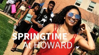 Springtime at Howard University