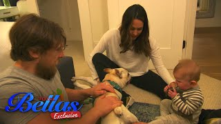 The Danielsons relax after a long road trip | Total Bellas Exclusive