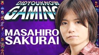 Masahiro Sakurai: From Kirby to Super Smash Bros Ultimate - Did You Know Gaming Ft. Furst