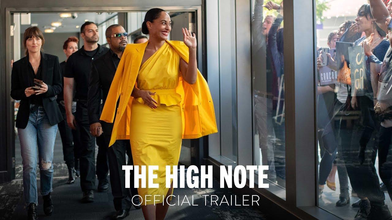 Trailer de The High Note
