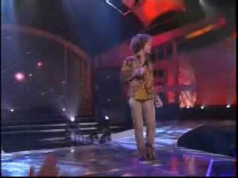 Justin Guarini- For Once in My Life (w/rare footage)
