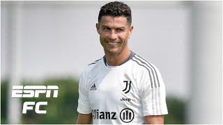 Deciphering Max Allegri's comments directed at Cristiano Ronaldo   ESPN FC
