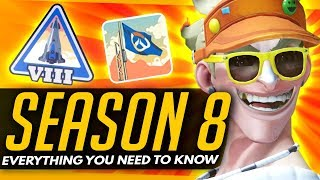 Overwatch | SEASON 8 - Everything You Need To Know