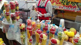 Gwangjang Market, Seoul, South Korea | Traditional Korean Street Food