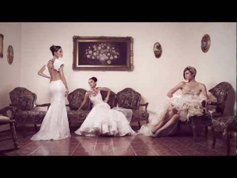 Epoca de Novias - Editorial de Moda de ProyectoModa