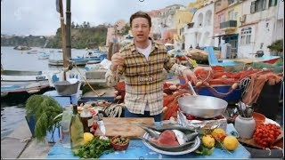 Jamie Cooks Italy S01E05 : Sicily - Jamie Cooks Italy Season 1 Ep.5