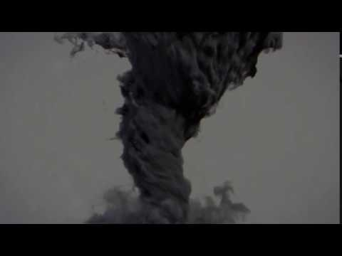 "finalRender on thinkingParticles ""tornado"" by Beso Mzhavanadze"