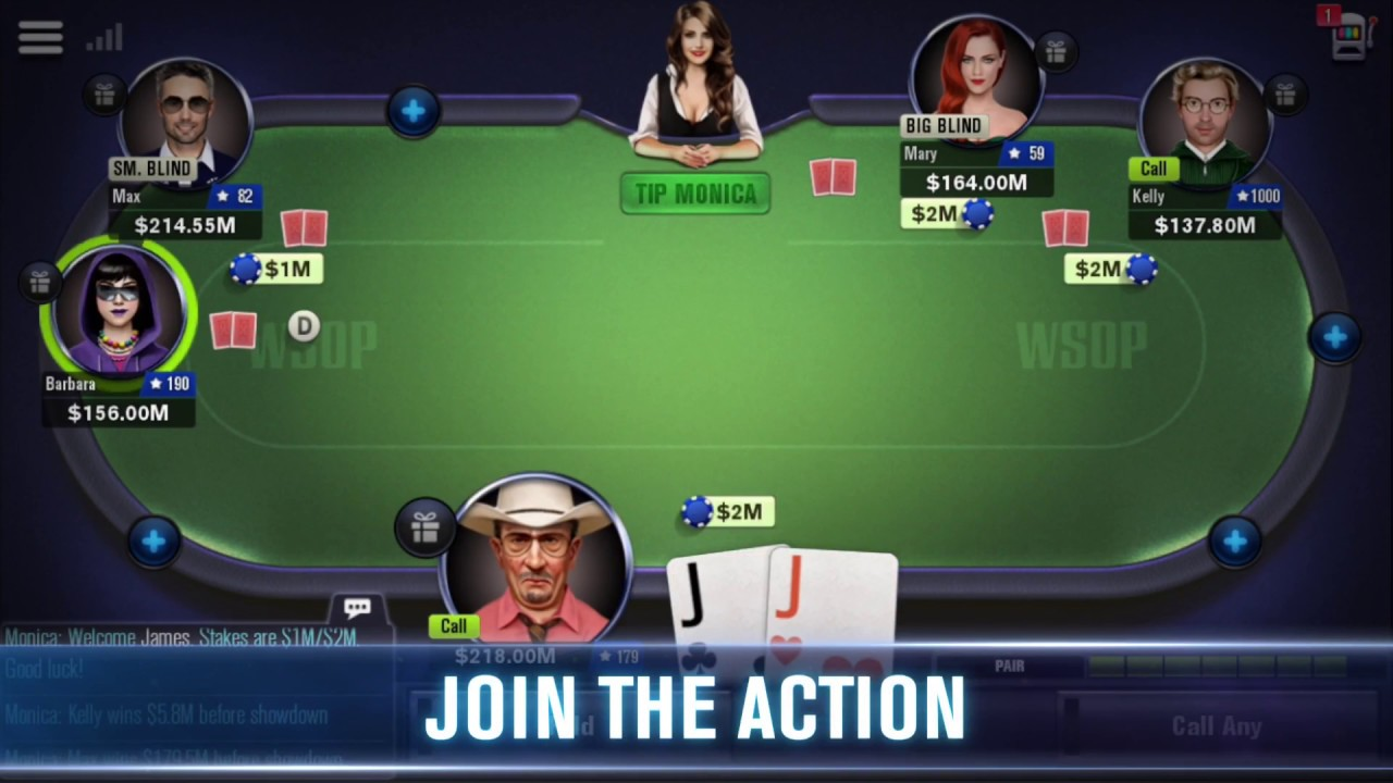 Play World Series of Poker on PC 2