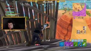 Jay's Fortnite stream with Tyler Joseph - Game 3