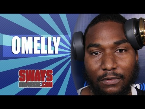 Dream Chaser's Still Taking L's Omelly(Meek Mills Cousin) Spits Wack Freestyles on Sway in the Morning