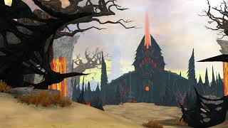 """Wailing Dunes Loop/""""Desert of Fire"""" (with Ambient SFX) - Aion Music"""