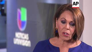 Broadcaster Maria Elena Salinas leaving Univision after more than three decades, talks next chapter,