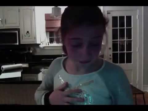 Little Girl Falls Off Chair Youtube