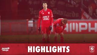 HIGHLIGHTS   FC Twente - sc Heerenveen (29-02-2020)