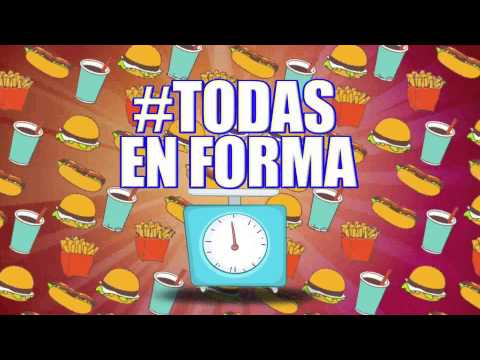 Todas En Forma - Smashpipe Entertainment
