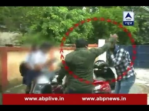 Eve teasers beaten publicly after they ignored repeated warnings-Visuals