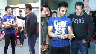 Salman Khan's Sweet Gesture Promoting Pulkit Samrat's Fukrey 2 Even After He Divorced Salman Sister