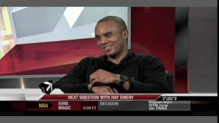 Ray Emery on Off the Record
