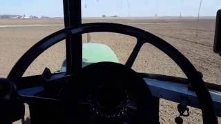 2016 Corn planting JD 4440 / 1760 using Ag Leader auto steer