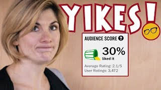 Doctor Who 30% Rotten Tomatoes Audience Score | Whovians Are Not Pleased
