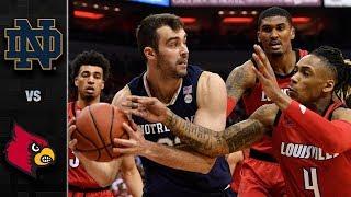 Notre Dame vs. Louisville Basketball Highlights (2018-19)