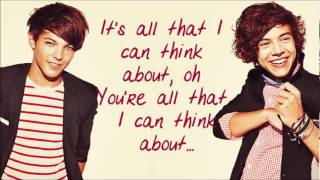 One Direction - I Should've Kissed You [FULL] (Lyrics on screen)