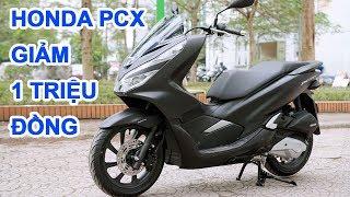 Honda PCX 2018, SH 2017 lại giảm 1 triệu đồng. Giá xe máy hôm nay tại Hà Nội và Sài Gòn