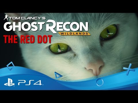 "Tom Clancy's Ghost Recon: Wildlands | Trailer so zábermi z hry ""Červená bodka"" 