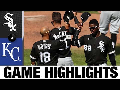 Nick Madrigal, Yasmani Grandal lead White Sox in 9-2 win | White Sox-Royals Game Highlights 8/2/20