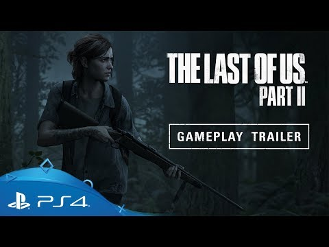The Last of Us Part II | E3 2018-spillavdukingstrailer | PS4