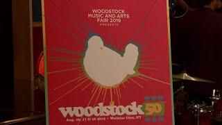 Common, John Fogerty launch Woodstock 50