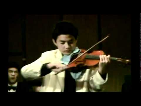Super Junior M Henry Lau: Violin Compilation!