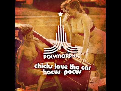 Polymorphic - Chicks Love The Car (DJ Antention Remix)