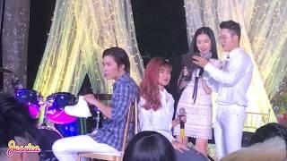 Toàn cảnh đám cưới Khởi My và Kelvin Khánh full HD, Hòa Minzy, Thanh Duy quậy tung nóc nhà