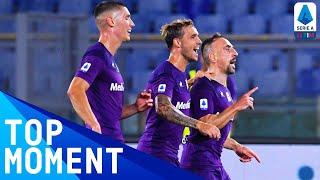 Ribéry Stuns Lazio with Superb Individual Goal | Lazio 2-1 Fiorentina | Top Moment | Serie A TIM