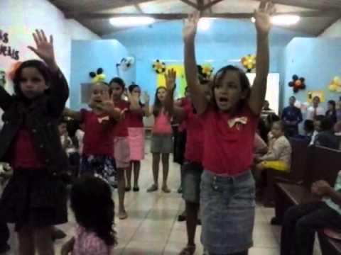Baixar Fala Comigo Senhor (Eyshila) Coreografia Departamento Infantil Jardim Paulistano