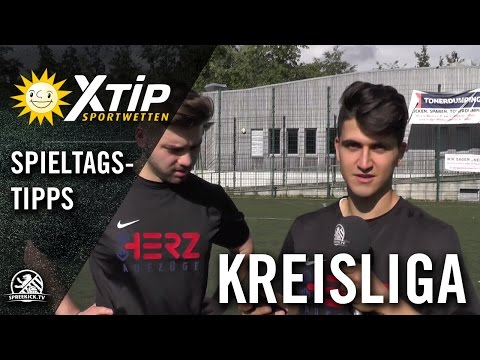XTiP Spieltagstipp mit Bilal Yildiz & David Monajimzadah (beide FC Brandenburg 03 II) - 7. Spieltag, Kreisliga A, Staffel 4   SPREEKICK.TV